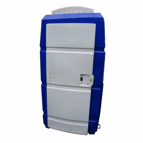 MKI Portable Toilet With Removable Drum