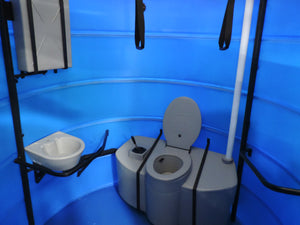 Paraplegic Portable Toilet