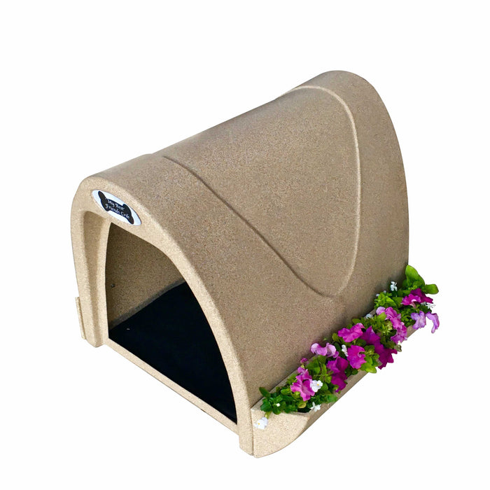 Pioneer Dog Kennel With Side Pods