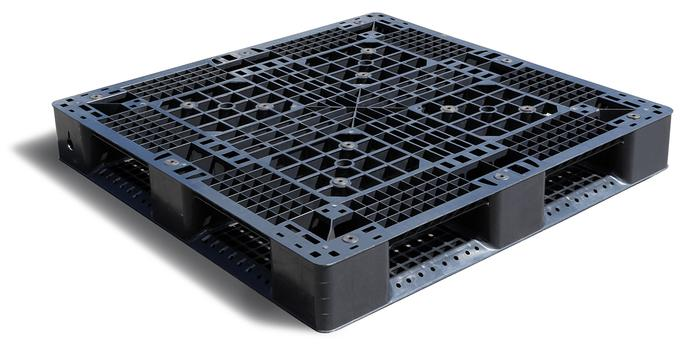 Stackable Plastic Pallet