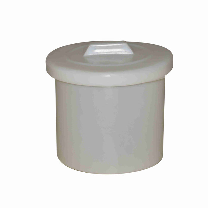 25L Round Drum With Loose Fitting Lid (RD0025)