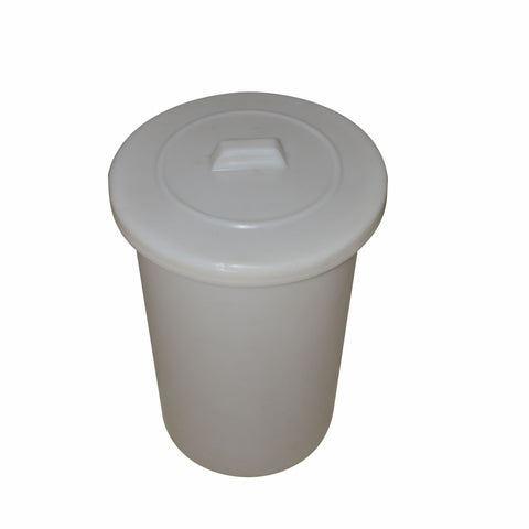85L Round Drum With Loose Fitting Lid (RD0085)