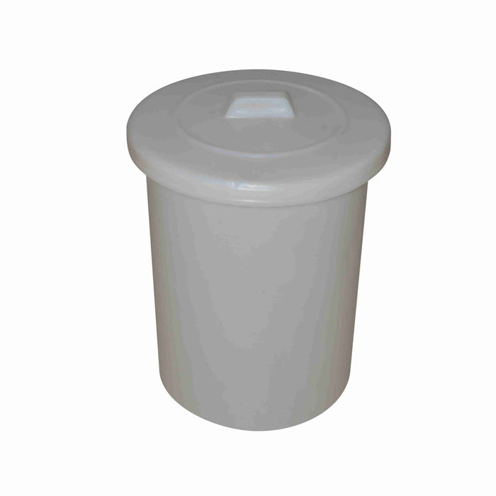 100L Round Drum With Loose Fitting Lid (RD0100)