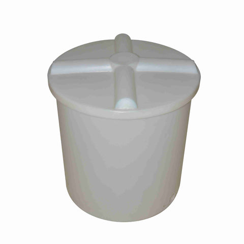 260L Round Drum With Loose Fitting Lid (RD0260)
