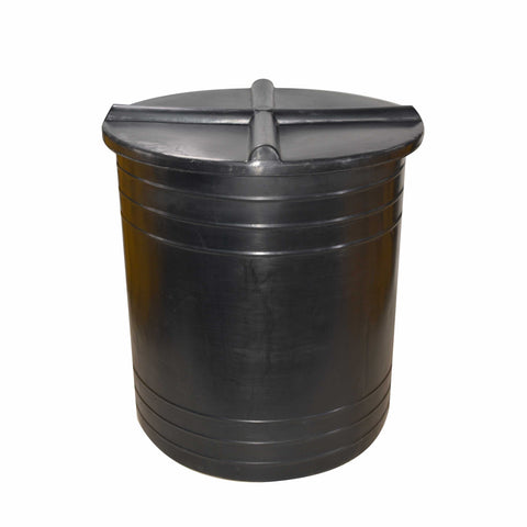 1000L Round Drum With Loose Fitting Lid (RD1000)