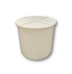 1600L Round Drum With Loose Fitting Lid (RD1600)