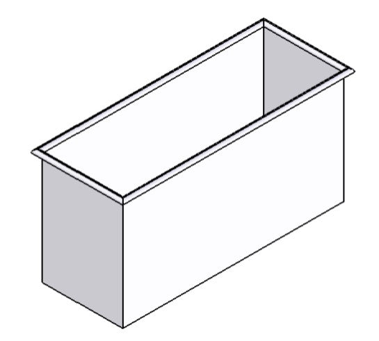 Rectangular Bin Roll-Over Flange (RRO)