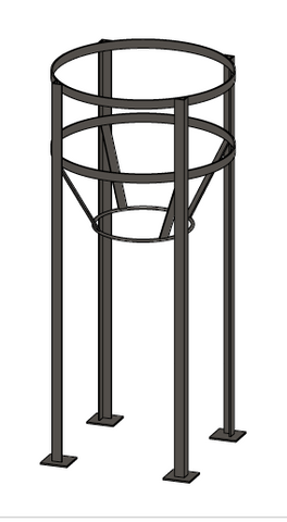 Conical Tank Frames