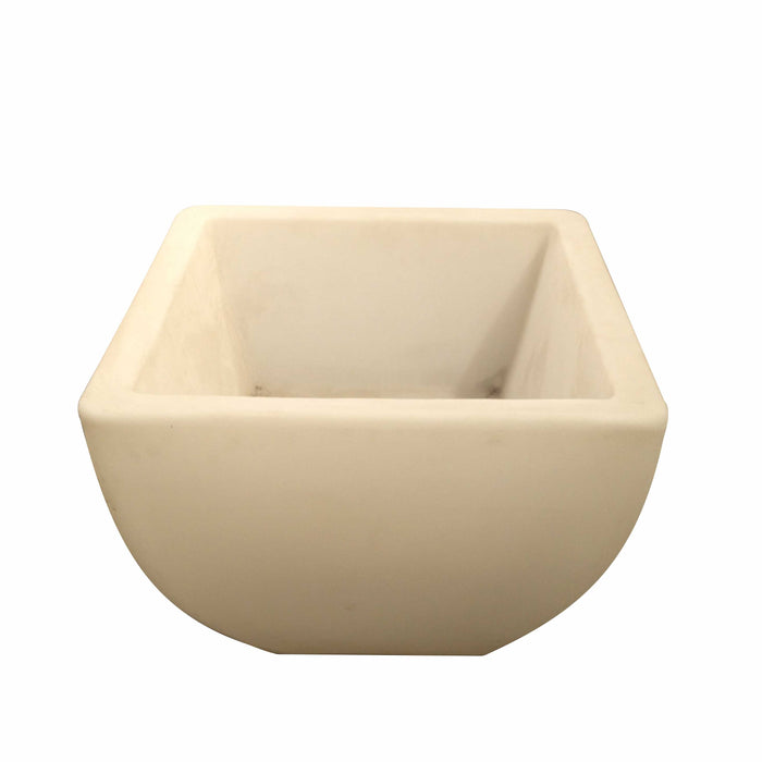 Medium Square Flower Pot