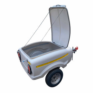 6FT Plastic Trailer
