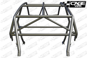CageWRX Super Shorty Cage Kit - RZR XP4 1000/XP4 Turbo