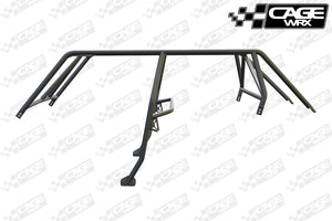 CageWRX Baja Spec Cage Kit - 19+ RZR XP4 1000/Turbo/Turbo S