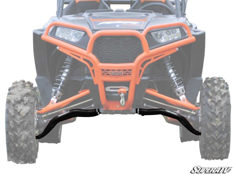 SuperATV RZR XP 1000/XP Turbo High Clearance A Arms - Adjustable