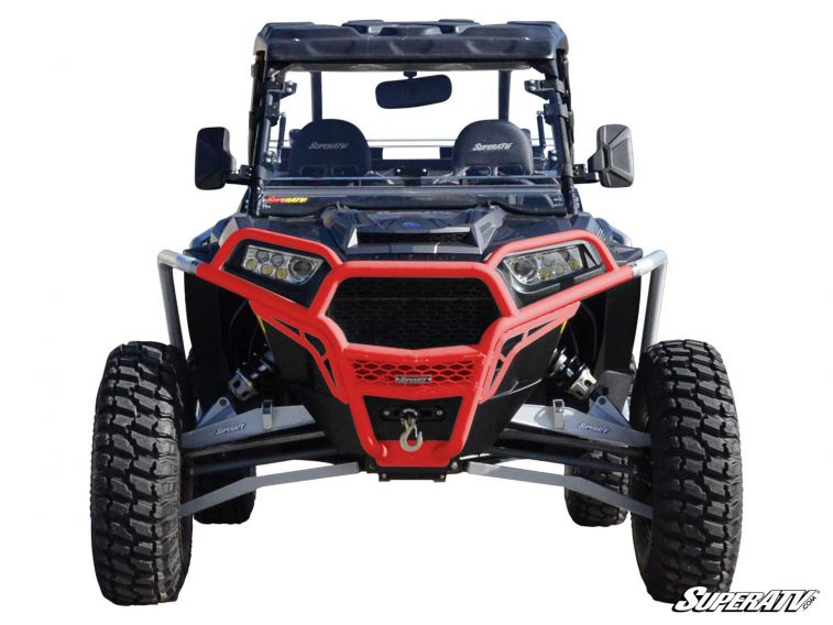 SuperATV RZR XP 1000 Front Brush Guard