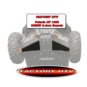 "FactoryUTV XP1000 Ultimate 3/8"" UHMW Skid Plate"