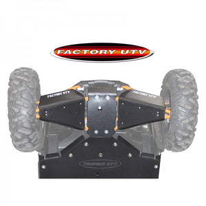 "FactoryUTV XP4 Turbo Ultimate 3/8"" UHMW Skid Plate"