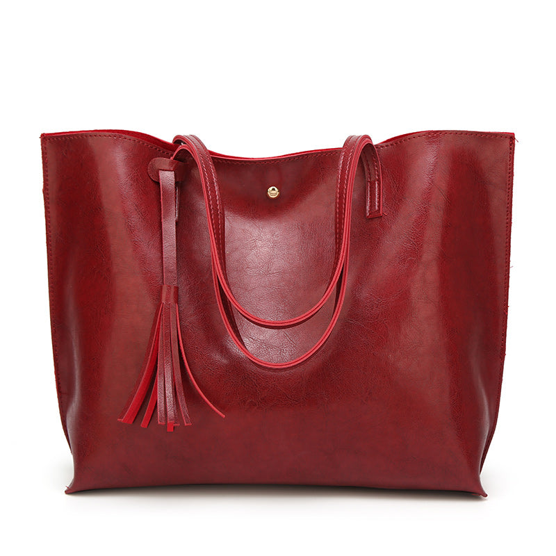 SAFFIANO - Ladies Fashion Tote Bag