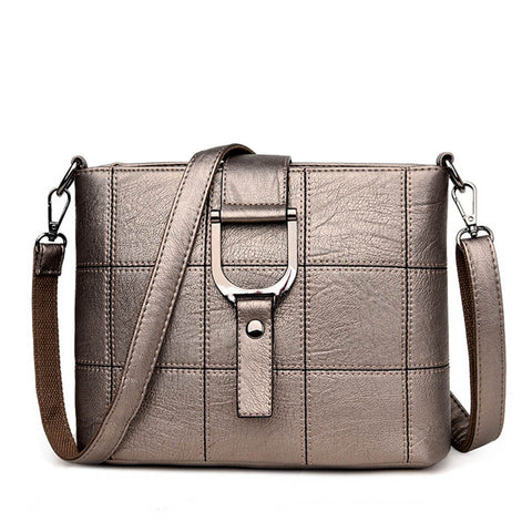 FABIANA - Luxury Vegan Leather Shoulder Bag