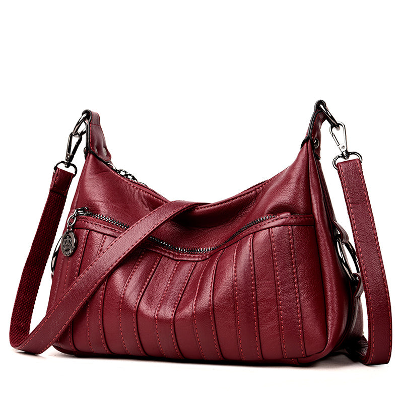 SIENA - Vegan Leather Fashion Crossbody Bag
