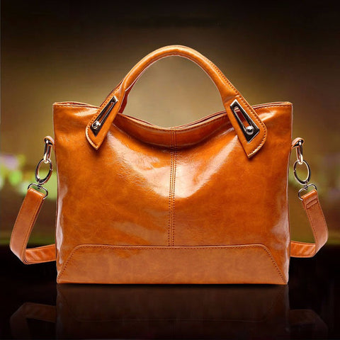 RADA - Ladies Vegan Leather Fashion Shoulder Bag