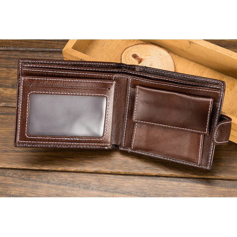 TINEO - Genuine Leather Men's wallet