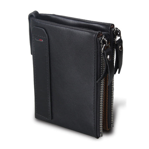BELLUNO - RFID Blocking Genuine Leather Men's Wallet