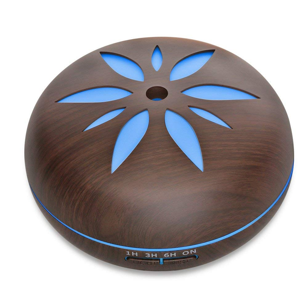 ONYX - 550ml Ultrasonic Essential Oil Diffuser