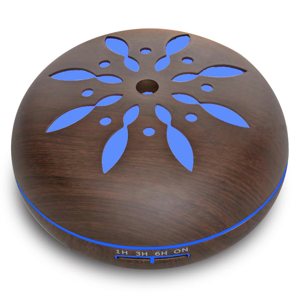 TOPAZ - 550ml Ultrasonic Essential Oil Diffuser