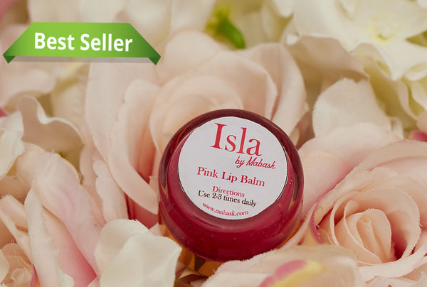 Brillant à lèvres permanent rose ISLA (15ml)