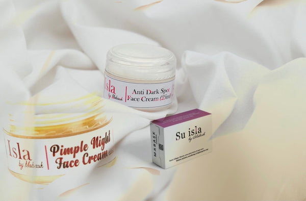 Pimple face set - dry & normal skin