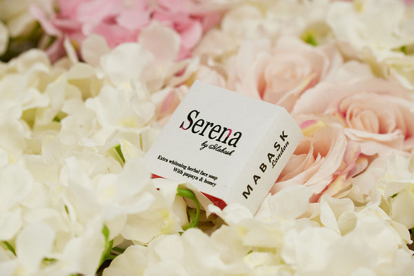 SERENA Extra Whitening - Herbal Face & Body soap