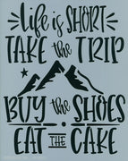 Buy the Shoes, Eat the Cake