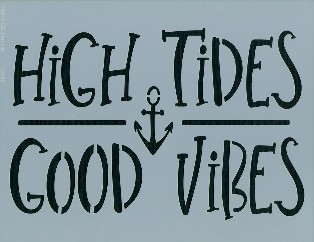 High Tides, Good Vibes