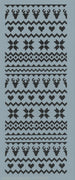 Sweater Knit Stencil