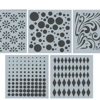 Live, Love, Bark Pattern by Chris Haughey