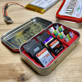 SD Card Altoids Tin Case