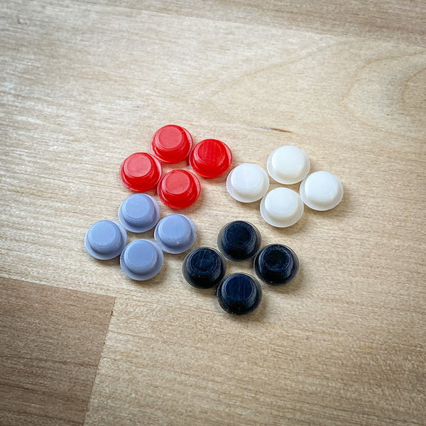 mintyPi v3.5 Resin-printed L/R Buttons