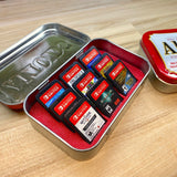 Nintendo Switch Altoids Tin Cartridge Case