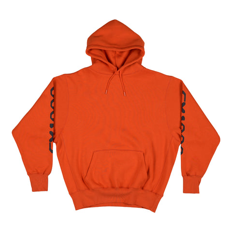 Fish Hood Sweat [Orange]