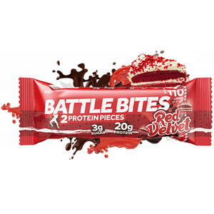 Battle Oats Protein Battle Bites Red Velvet