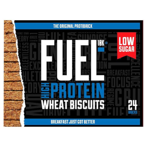 FUEL 10K High Protein Wheat Biscuits