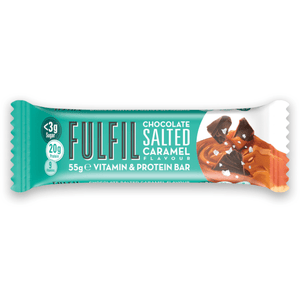 Fulfil Vitamin & Protein Bar Triple Chocolate Salted Caramel