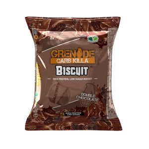 GRENADE CARB KILLA DOUBLE CHOCOLATE BISCUIT