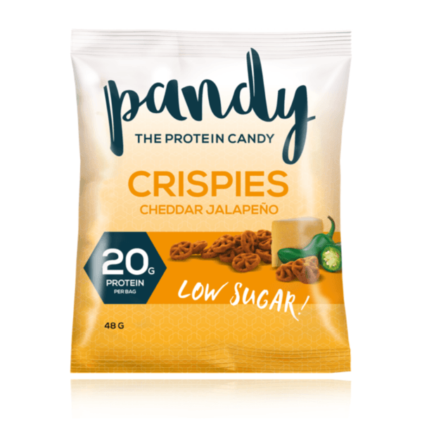 Pandy Candy Cheddar Jalapeno Crispies