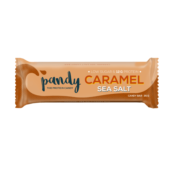 Pandy Caramel Sea Salt Protein Bar