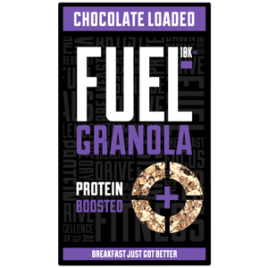 FUEL 10K Chocolate Protein Boosted Granola