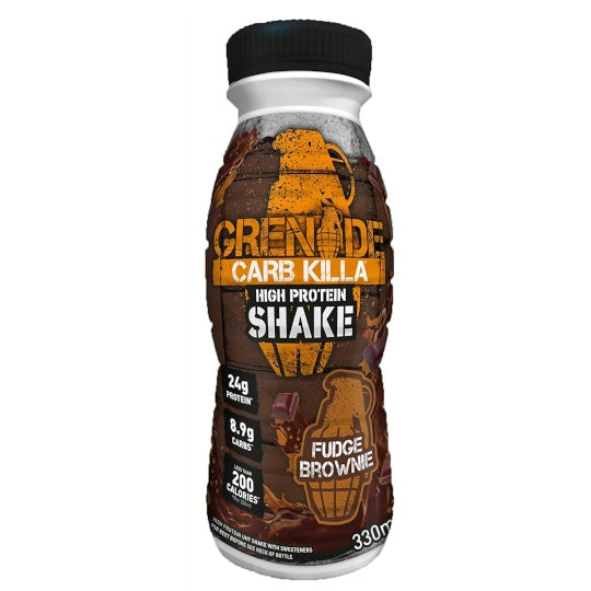 Grenade Carb Killa Shake Fudge Brownie