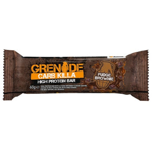 Grenade Carb Killa Protein Bar Fudge Brownie
