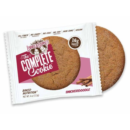 Lenny & Larry's Complete Cookie Snickerdoodle