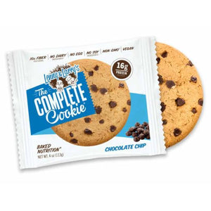 Lenny & Larry's Complete Cookie Chocolate Chip BBE 22/05/2019